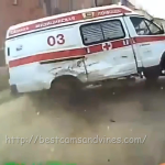 Ambulance Crash March 2015