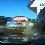 Dash Cam Crash March 2015