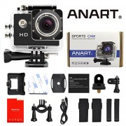 ANART-Black-SPC-04-A8-Sports-Camera-Action-Diving-98FT30M-Waterproof-Helmet-DVR-0