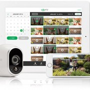 Arlo-Smart-Home-Security-Camera-System-2-HD-100-Wire-Free-IndoorOutdoor-Cameras-with-Night-Vision-VMS3230-by-NETGEAR-0-3