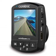 Cansonic-Car-Video-Recorder-ULTRADash-210-DashCam-Full-HD-1080P-Video-25-High-Res-Display-120-Wide-Angle-Lens-Dash-Camera-Black-0-0