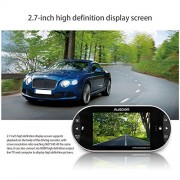 Dash-Cam-AUSDOM-Car-Dash-Cam-DVR-AD260-27-LCD-Display-Road-Camcorder-Color-40MP-CMOS-Sensor-f20-Aperture-Motion-Detection-Parking-Monitor-Full-HD-Resolution-1920-x-1080px-0-1