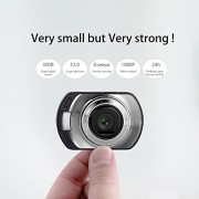 Dash-Cam-Ausdom-Car-Dash-Cam-DVR-AD170-Color-20MP-CMOS-Sensor-1080P-Full-HD-Resolution-Multiple-Viewing-Angles-85110-Auto-Record-Motion-Detection-Supports-Loop-Cycle-Recording-Aperture-of-f24-0-1