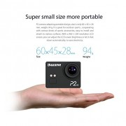 Dazzne-12mp-1080p-Hd-2-Inches-LCD-Display-130a-Hd-Wide-angle-Mini-Size-Portable-Only-94g-Micro-USB-20micro-Hdmi-Support-64g-Tf-Cardinclude-32g-Sandisk-Card-with-2950mah-Rechargeable-Battery-and-Charge-0-0