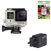 GoPro-Hero4-Hero-4-12MP-Full-HD-4K-30fps-1080p-120fps-Built-In-Wi-Fi-Waterproof-Wearable-Camera-Black-Adventure-Edition-GoPro-Dual-Charger-GoPro-Battery-8GB-0