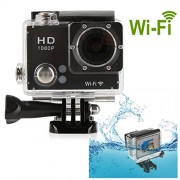 HD-1080P-Waterproof-Sports-Action-Video-Camera-12MP-Wifi-Helmet-Camcorder-Wide-Angle-Diving-DVRWiFi-DV-Black-0