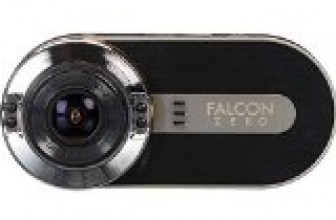 FalconZero F170HD+ GPS DashCam 1080P 170° Viewing Angle	32GB microSD Card Included	FULL HD