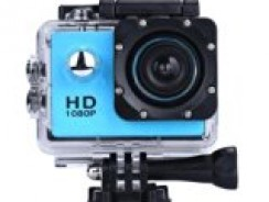 SJ5000 12MP Ultra HD 1080P Waterproof Action Camcorder Sports DV Camera Car Cam Color Blue