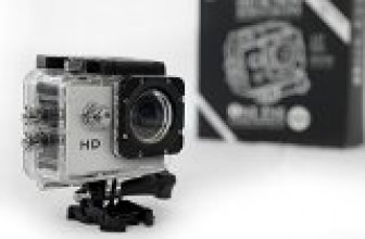 Sports And Action Video Camera White Waterproof 30m w/ Case and many Accessories New Discount Widescreen Recorder Full hd 720p & 12mp Dv Small Helmet Drift Stealth Cam Extreme Video & Audio Mount Bike and Motorcycle Dvr Camcorder Free 8Gb sd Card Included and 30 Days Full Money Back Guarantee Plus 1 Year Product Warranty! The Best Deal U Can Get!
