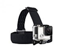 VANCCA Adjustable Sport Camera Accessories Head Strap Mount Belt for SJCAM M10/SJ4000/SJ5000 Series Gopro Hero 2 3 3+ 4 Xiaomi yi Reviews