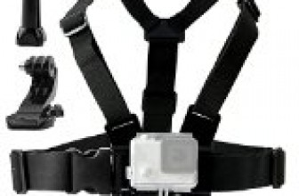 Generic Adjustable Chest Harness Mount with J Hook Mount for DBPOWER / GeekPro/Riorand/ASX ActionPro/ANART/Lightdow/Icefox Action Sports Outdoor cameras accessories. Reviews