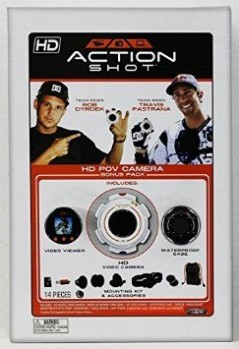 Action-Shot-HD-POV-Camera-Bonus-Pack-Includes-HD-Video-Camera-Viewer-Case-Memory-Card-and-Mounting-Kit-0