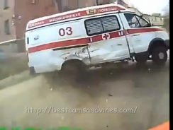 Ultimate Ambulance Crash Collection [March 2015]