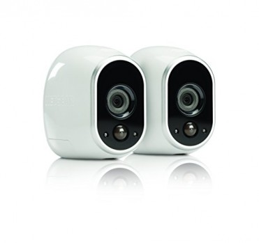 Arlo-Smart-Home-Security-Camera-System-2-HD-100-Wire-Free-IndoorOutdoor-Cameras-with-Night-Vision-VMS3230-by-NETGEAR-0