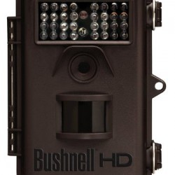 Bushnell 8MP Trophy Cam HD Trail Camera with Night Vision, Black