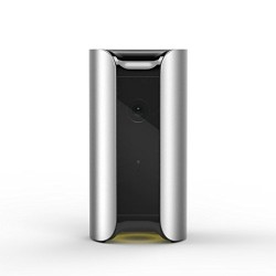Canary All-in-One Home Security Device – Silver