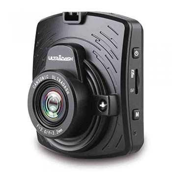 Cansonic-Car-Video-Recorder-ULTRADash-210-DashCam-Full-HD-1080P-Video-25-High-Res-Display-120-Wide-Angle-Lens-Dash-Camera-Black-0