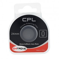 ChiTronic Circular Polarizer Glass CPL Filter for Mini 0806 Car Dash Cam