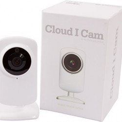 Cloud iCam HD Wireless Home Security Camera