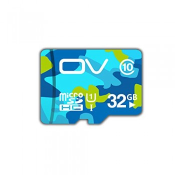 CoolEStore-OV-Class-10-Micro-SD-SDXC-TF-HIGH-PERFORMANCE-Flash-Memory-Card-UHS-1-Up-To-80MBs-Read-Speed-Life-time-warranty-100-TESTED-generation-3-32GB-Camouflage-0