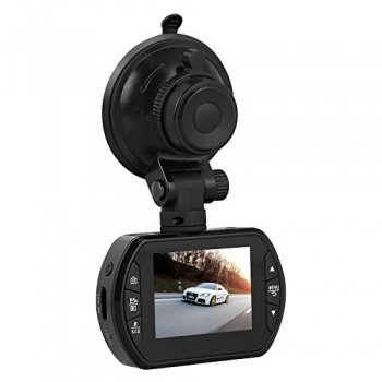 Dash-Cam-Ausdom-Car-Dash-Cam-DVR-AD170-Color-20MP-CMOS-Sensor-1080P-Full-HD-Resolution-Multiple-Viewing-Angles-85110-Auto-Record-Motion-Detection-Supports-Loop-Cycle-Recording-Aperture-of-f24-0