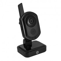GE 45256 Indoor/Outdoor Digital Wireless Color Camera (Black)(Camera only)