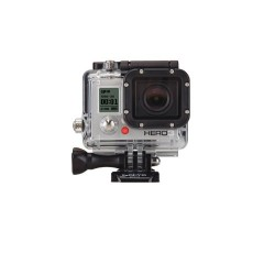GoPro HERO3: White Edition – (197'/ 60m Waterproof Housing)