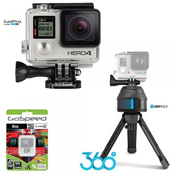 GoPro-HERO4-BLACK-12MP-Full-HD-4K-30fps-1080p-120fps-Built-In-Wi-Fi-Waterproof-Wearable-Camera-Adventure-8GB-Edition-with-GoPole-Scenelapse-360-Time-Lapse-Device-and-GoPole-Base-Bi-Directional-Compact-0