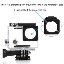 2.0 Inch 1080p 12mp Waterproof Full Hd Wifi Black Dv Sports Action Video Camera Helmet Camorder Car Dvr Diving Cam Black