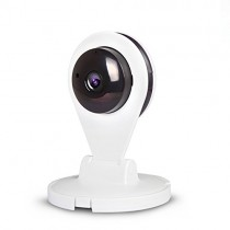 JOOAN Wireless Network Surveillance IP Camera with Night Vision and Two Way Audio Support TF Card