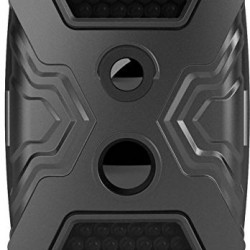 Kodiak Wireless Trail Camera,  Invisible IR LEDs, Black