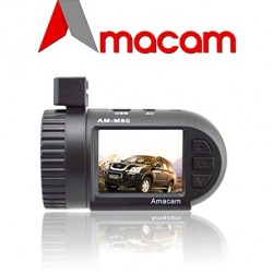 On Dash Camera Amacam AM-M80 Miniature HD Dash Cam. Auto & Loop Record. Perfect to Mount on Your Windshield by Your Rear View Mirror. Customer Service. One Year Warranty. Online Technical Support.