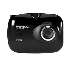 PAPAGO GS272-US GoSafe 272 Ultra Slim Full HD 1080P Dashcam – Replacement for GoSafe 330 (Black)