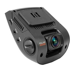 Rexing V1 2.4″ LCD FHD 1080p 170 Wide Angle Dashboard Camera Recorder Car Dash Cam with G-Sensor, WDR, Loop Recording