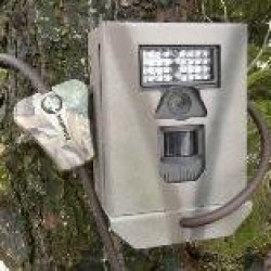 Security Boxes to Fit Bushnell Trophy Cam except Black flash Models 2009-2012(See Product Description for Model Numbers)