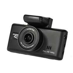Street Guardian SGZC12SGSK  – Panorama G (GPS) – Starter Kit (No SD Memory Card / Less Mounts) DashCam with Updated 2015 Sony Exmor IMX322 CMOS Sensor