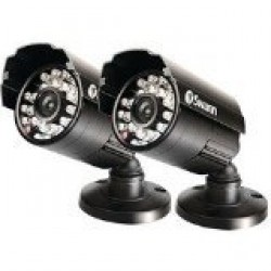 Swann PRO-530 Multi-Purpose 600 TVL Day/Night Security Camera (2-PACK)