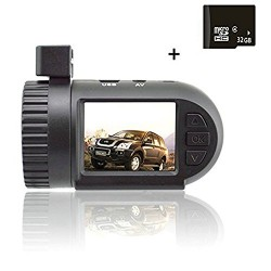 Vafru NHD-1080P 32GB 1.5″ LCD smallest Mini HD 1080P Car DVR Road Dash Video Camera recorder Traffic dashboard camcorder . With G-Sensor HD night function