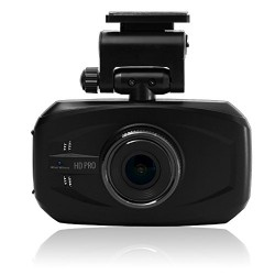 WheelWitness HD PRO Dash Cam with GPS – 2K Super HD – 170° Lens – 16GB microSD – Advanced Driver Assistance – For 12V Cars & Trucks – Night Vision Dashboard Camera Ambarella A7LA50 Car Security DVR