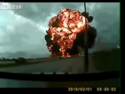 Plane Crashes In Russia And Afghanistan