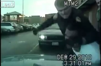 Seattle Cop Punches Man In Face And Car Pushed Into Oncoming Traffic