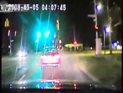 Police Taser DUI Suspect And Robbery Suspect Gets Away